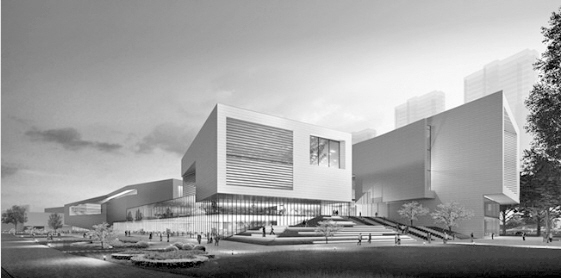 城市雕塑设计投标方案
